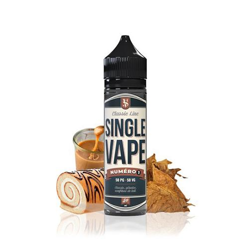 Lichid Single Vape Numero 1 50ml