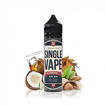 Lichid Single Vape Numero 2 50ml