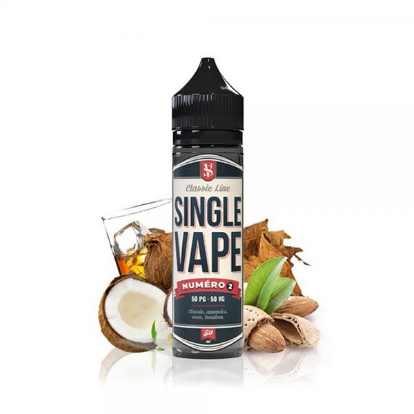 Lichid Single Vape Numero 2 50ml