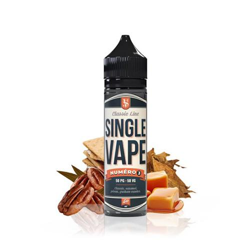 Lichid Single Vape Numero 3 50ml