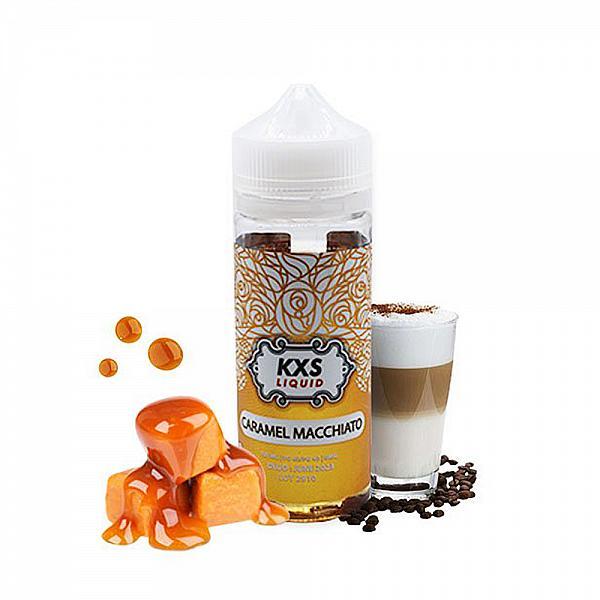 Lichid KXS Liquid - Caramel Macchiato 10...