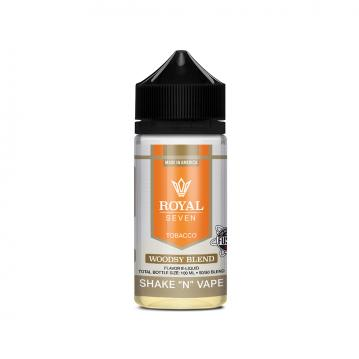 Lichid Halo - Royal Seven - Woodsy Blend 50ml
