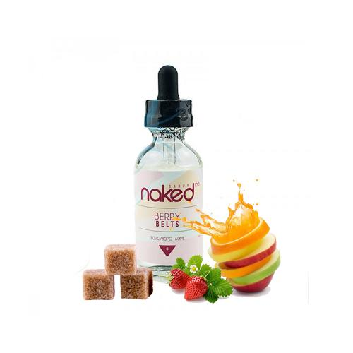 Lichid Berry Belts by Naked 50ml 0mg