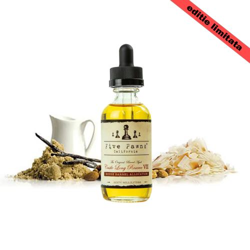 Lichid Castle Long Reserve by Five Pawns Editie Limitata 50ml