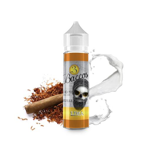 Lichid Baccos Lima by PGVG Labs 50ml