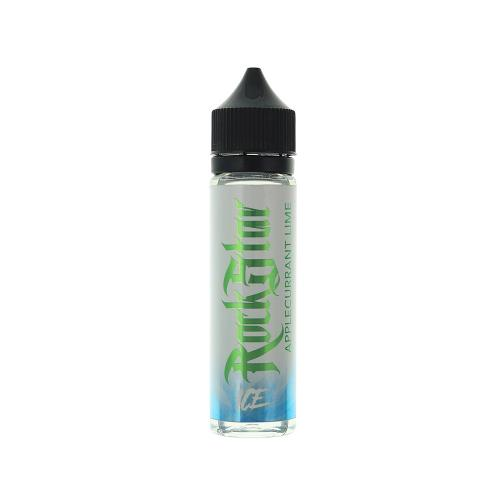 Lichid Rockstar Vape Applecurrant Lime Ice 50ml