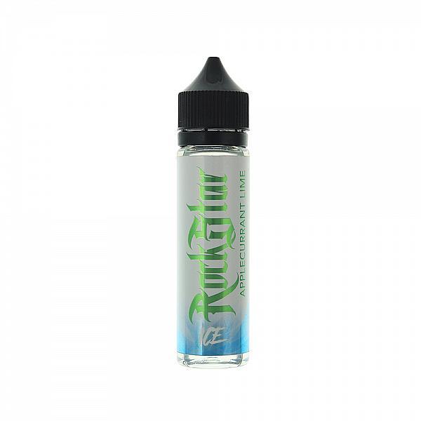 Lichid Rockstar Vape Applecurrant Lime I...
