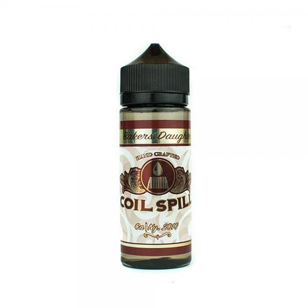 Lichid Bakers Daughter by Coil Spill 100...