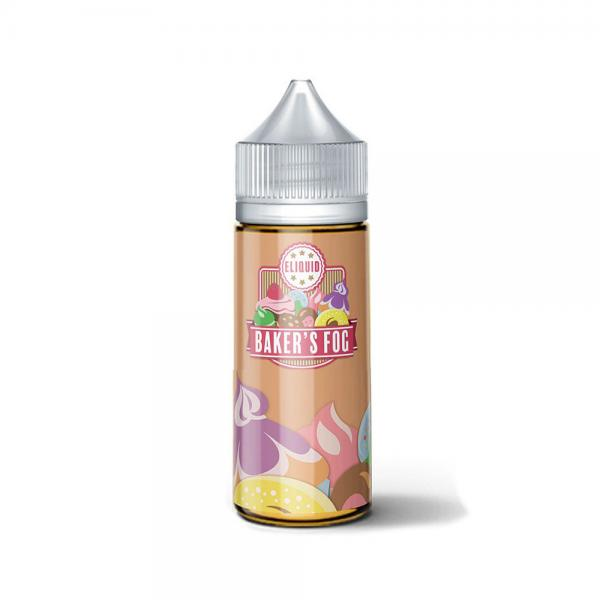 Lichid Bakers Fog Custard Tart 100ml
