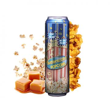 Lichid Fizzy Butterscotch Popcorn by Mohawk and Co. 55ml