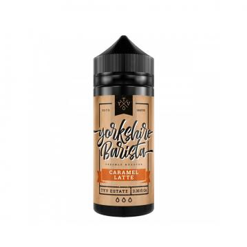 Lichid Caramel Latte by Yorkshire Barista 100ml