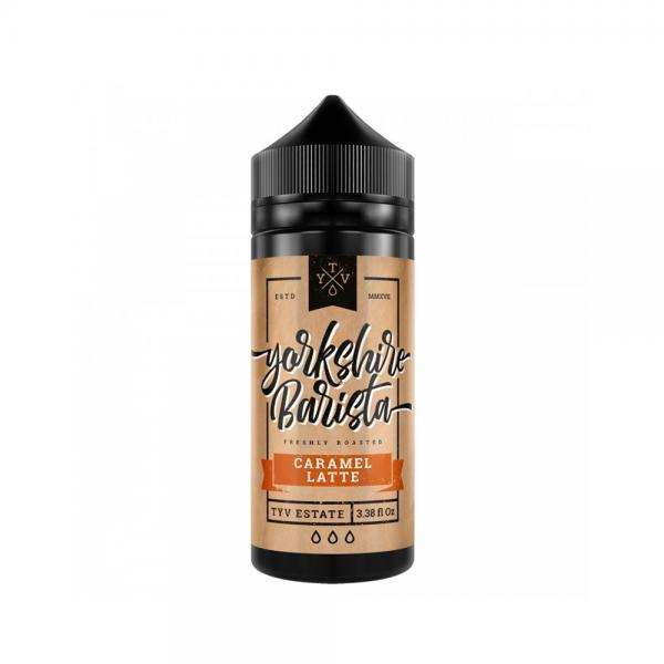 Lichid Caramel Latte by Yorkshire Barist...
