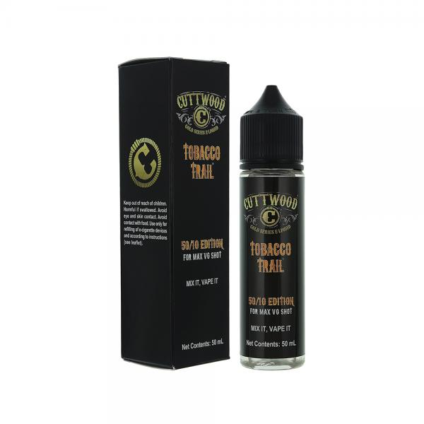 Lichid Cuttwood Tobacco Trail 50ml