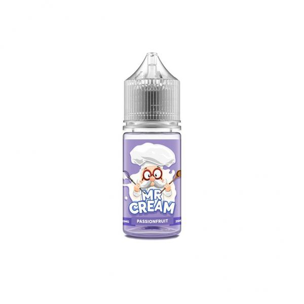 Lichid Mr Cream Passion Fruit 25ml