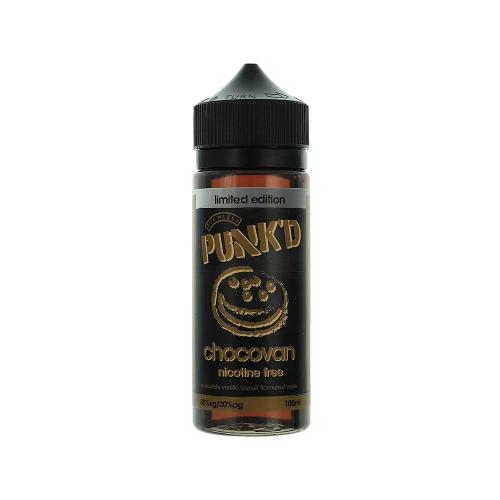 Lichid Flawless Punk'D Chocovan 100ml