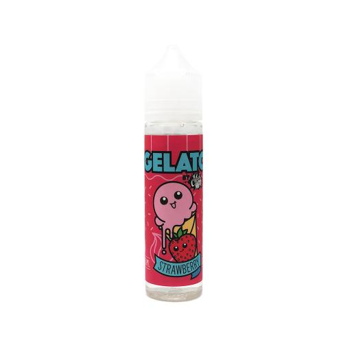 Lichid Ice Cream Man Gelato Strawberry 50ml