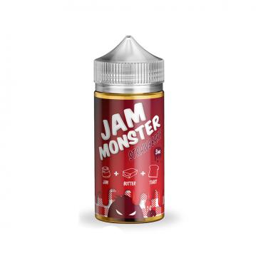 Lichid Jam Monster Strawberry 00mg 100ml