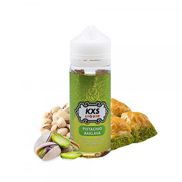 Lichid KXS Liquid - Pistachio Baklava 10...