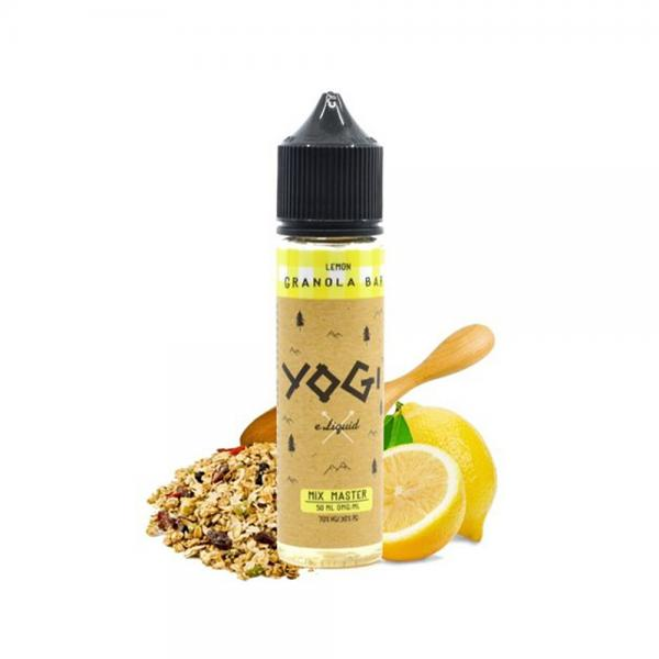 Lichid Yogi Lemon Granola Bar 50ml