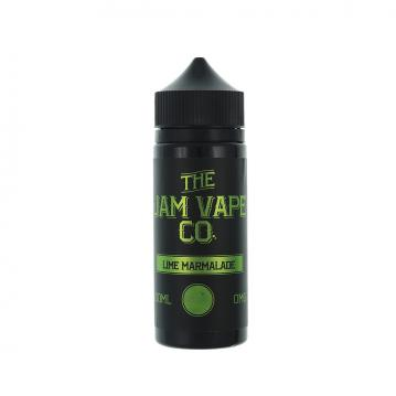 Lichid Lime Marmalade By The Jam Vape Co 100ml