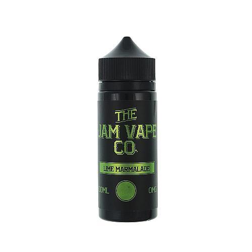 Lichid Lime Marmalade By The Jam Vape Co 100ml