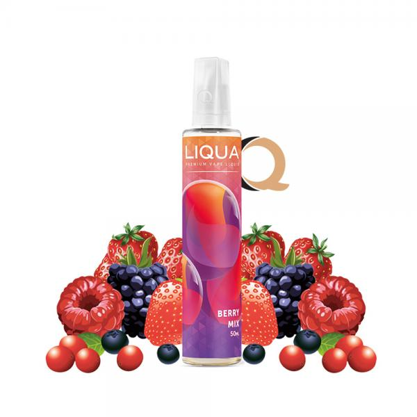 Lichid Liqua Berry Mix 50 ml