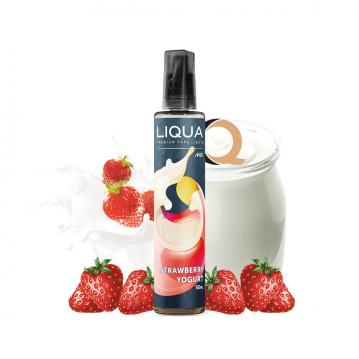 Lichid Liqua Strawberry Yogurt 50 ml