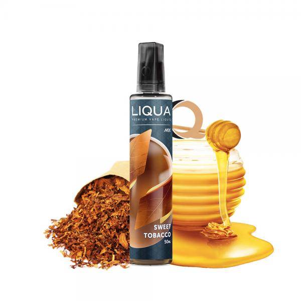 Lichid Liqua Sweet Tobacco 50 ml