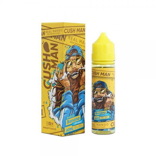 Lichid Mango Banana - Cush Man by Nasty ...