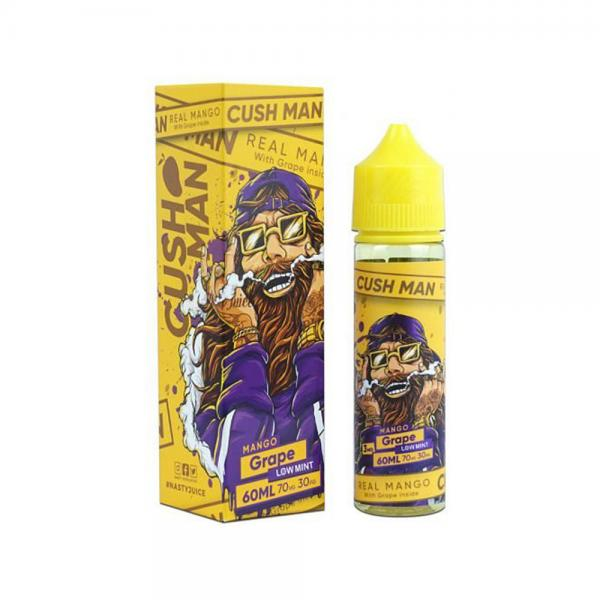 Lichid Mango Grape - Cush Man by Nasty J...