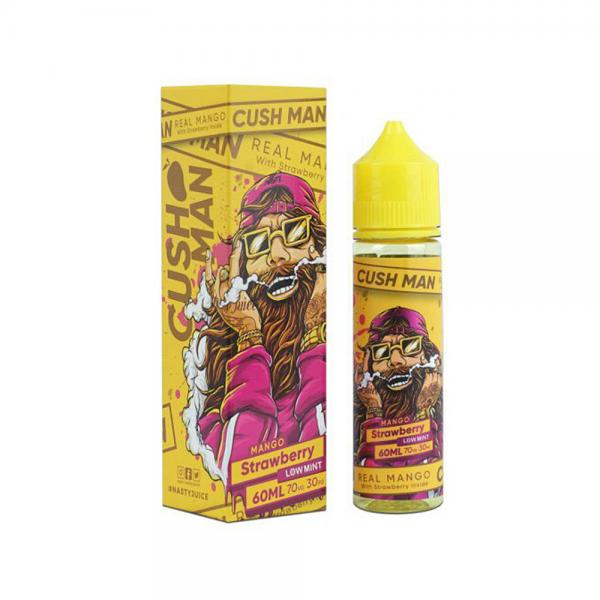 Lichid Mango Strawberry - Cush Man by Na...
