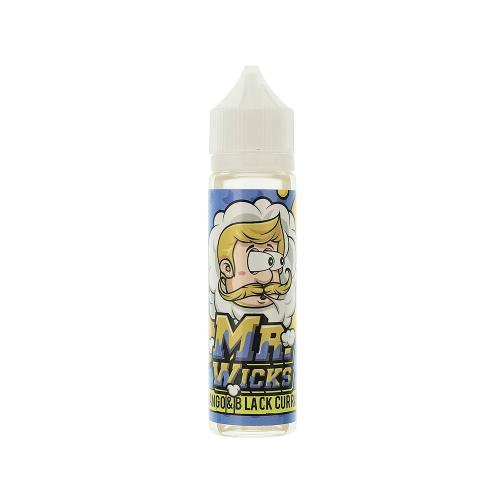 Lichid Mr Wicks Mango & Blackcurrant 50ml