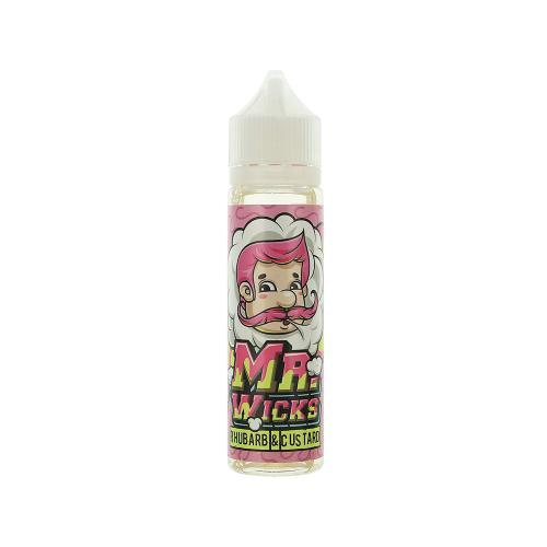 Lichid Mr Wicks Rhubarb Custard 50ml