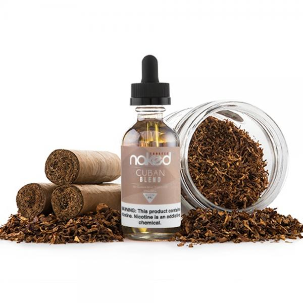 Lichid Cuban Blend by Naked 50ml 0mg