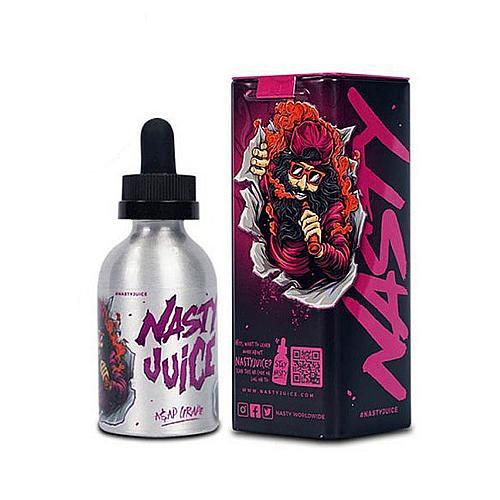 Lichid Nasty Juice Asap Grape 50ml