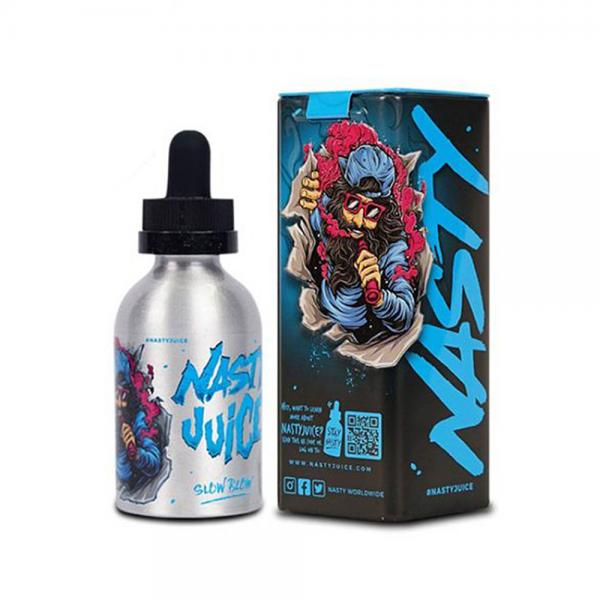 Lichid Nasty Juice Slow Blow 50ml