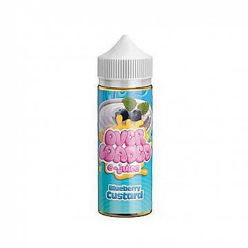Lichid Overloaded Blueberry Custard 100 ml