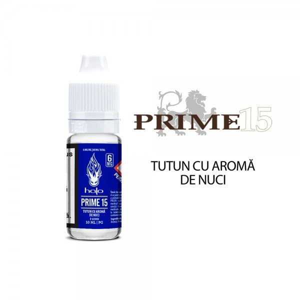 Lichid Halo Prime 15 PG 10ml