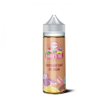 Lichid Bakers Fog Raspberry Cake Ice Cream 100ml