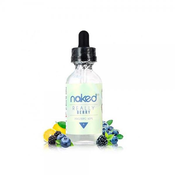 Lichid Really Berry by Naked 50ml 0mg