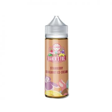 Lichid Bakers Fog Strawberry Doughnut Ice Cream 100ml
