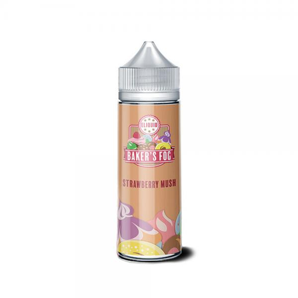 Lichid Bakers Fog Strawberry Mush 100ml