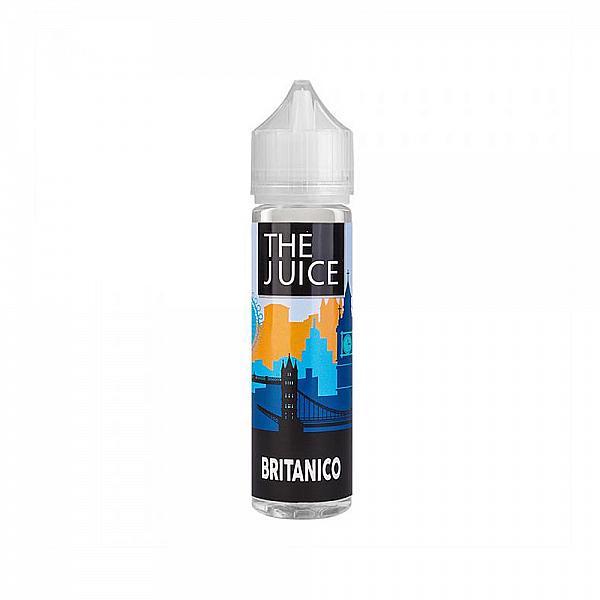 Lichid Britanico The Juice 40ml