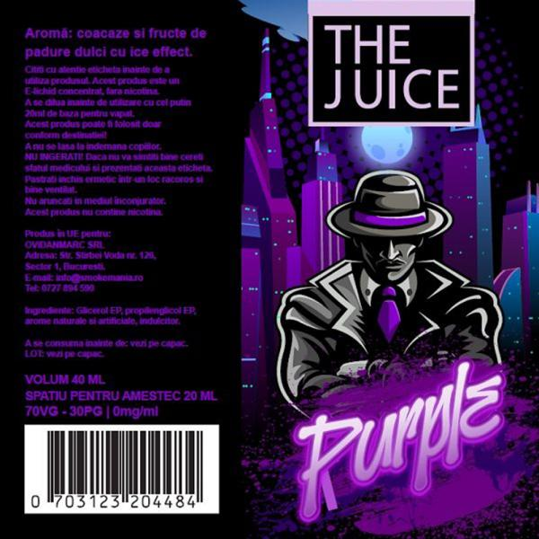Lichid Purple The Juice 40ml