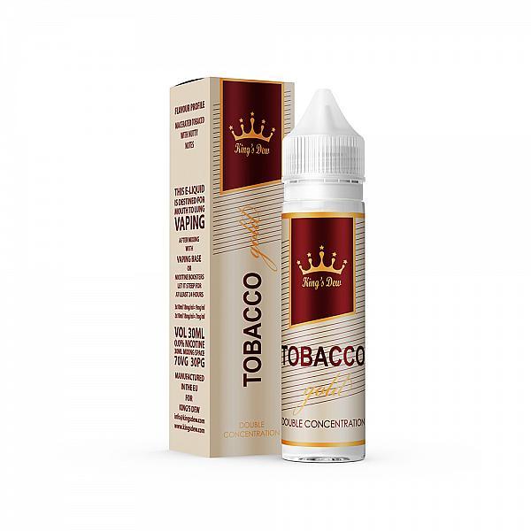 Lichid King's Dew Tobacco Gold 30ml