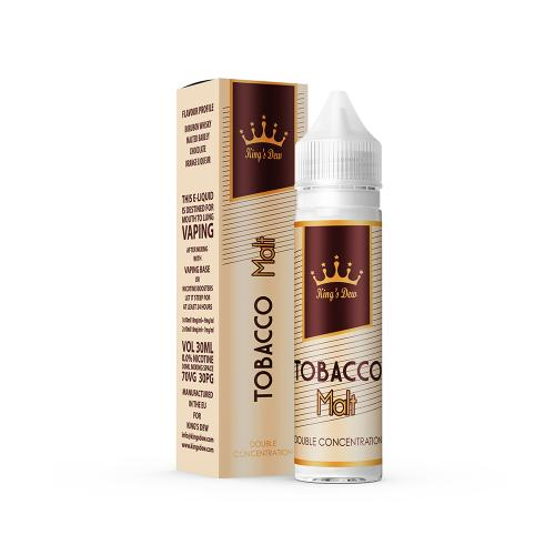 Lichid King's Dew Tobacco Malt 30ml