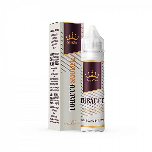 Lichid King's Dew Tobacco Smooth 30 ml