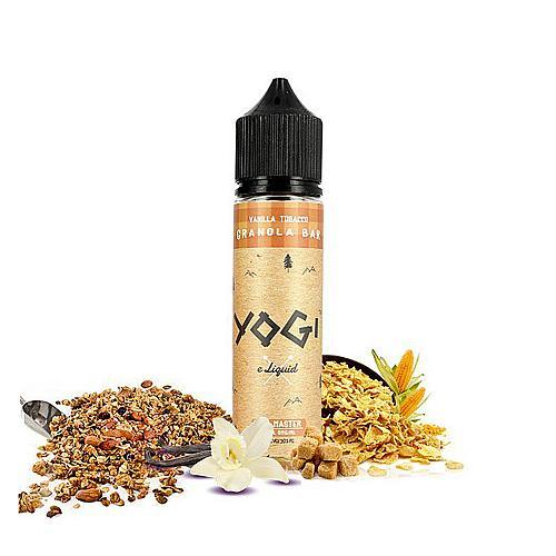 Lichid Yogi Vanilla Tobacco Granola Bar 50ml