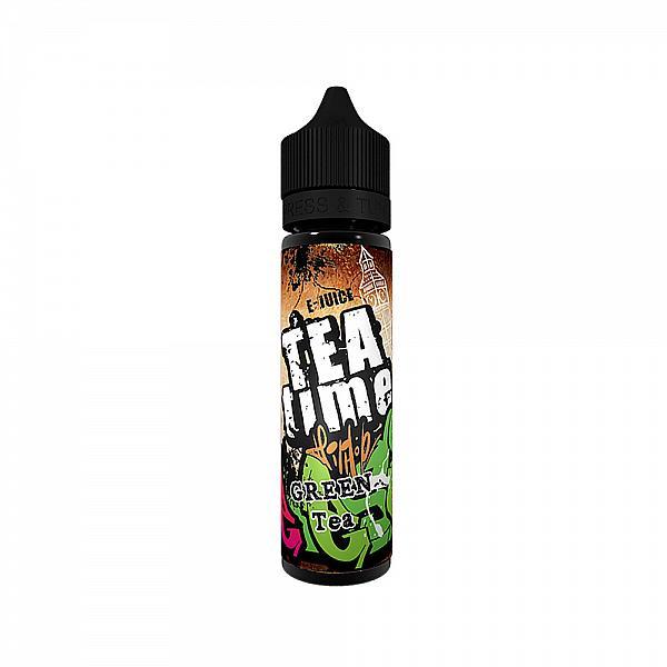 Lichid Vovan Tea Time Green Tea 50ml