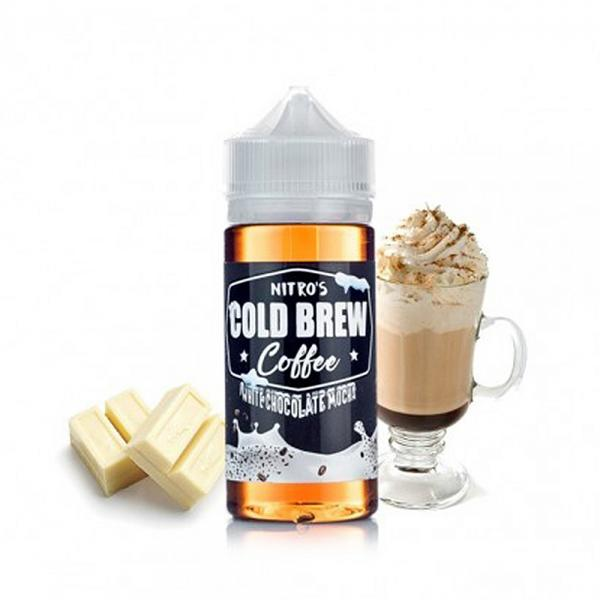 Lichid White Chocolate Mocha By Nitros C...